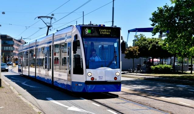 Lijn 9 wordt lijn 19.