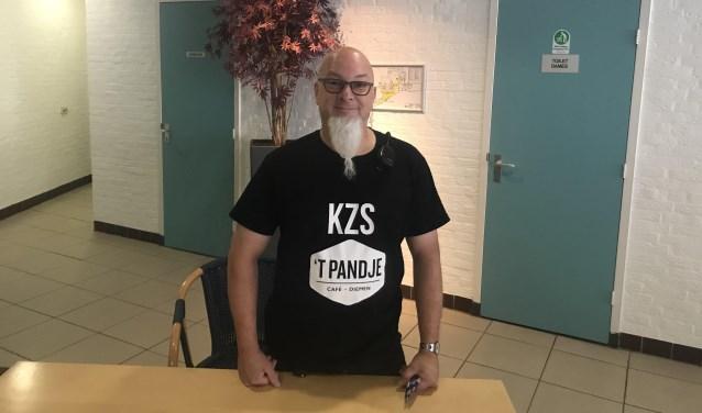 Danny Post, algemeen coördinator van de Kinderzomerspelen.
