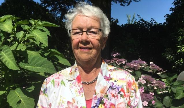 Nelly Vogel is de voorzitter van het PCOB in Weesp.
