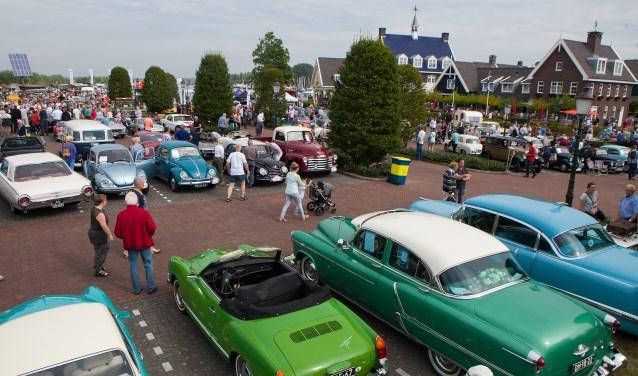 Het Oldtimer Festival Huizen wordt dit jaar op 1 september gehouden als zelfstandig evenement.