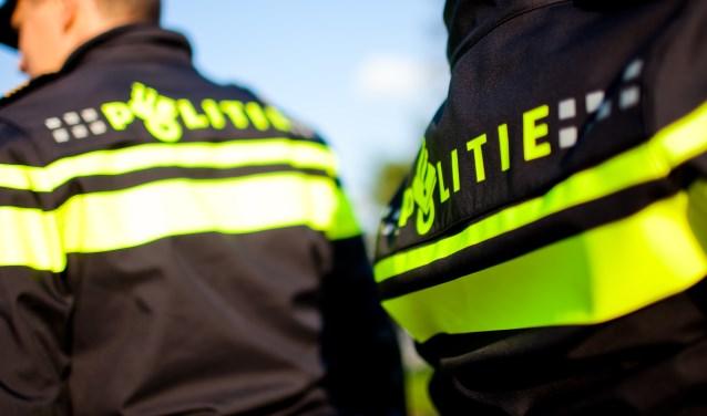 De politie voert dit weekeinde acties voor een betere cao.