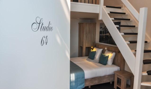 Foto s hotel hart van weesp heeft vijf gloednieuwe studio s