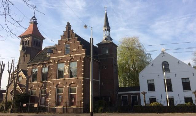 Ook in de Sint Petrus' Bandenkerk, de pastorie en Schuilkerk De Hoop is veel te doen.