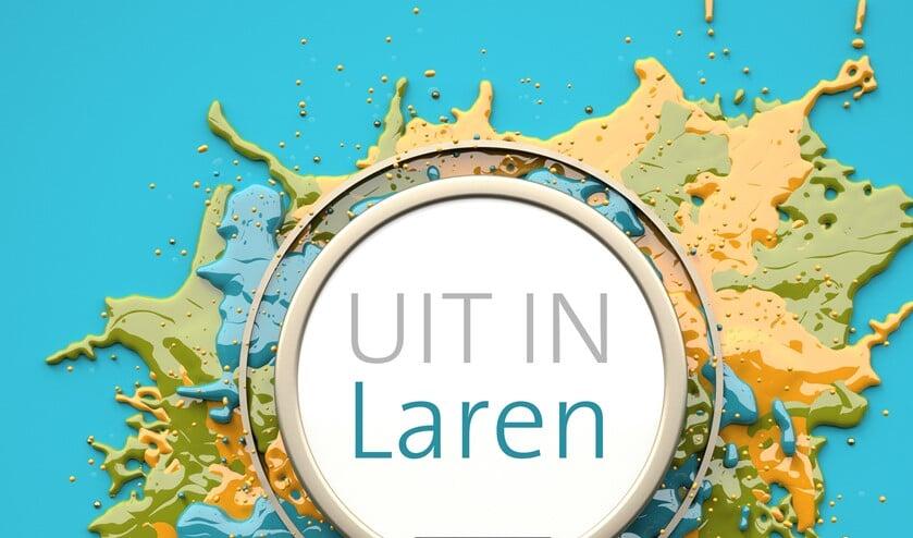Tijdens UIT IN Laren krijgt het publiek een indruk van wat het mooie dorp te bieden heeft.