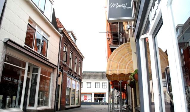 Er zijn veranderingen op til in de Slijkstraat.