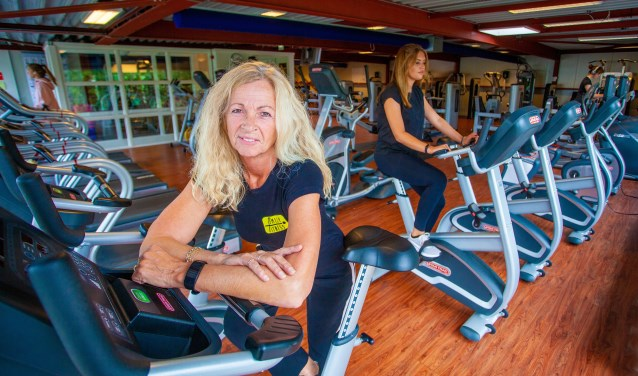 Petra Sterk is de manager van Family Fitness.