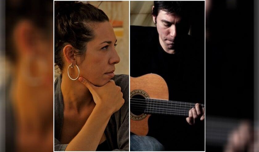 Het Mirallas de Moraes duo.