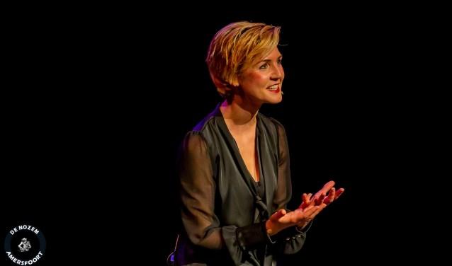 Mariska Boer omschrijft de voorstelling als een rollercoaster.
