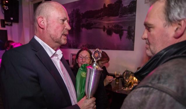 Vorig jaar ging de award naar het inmiddels gestopte Hart voor Hilversum-raadslid Jerry Braaksma.