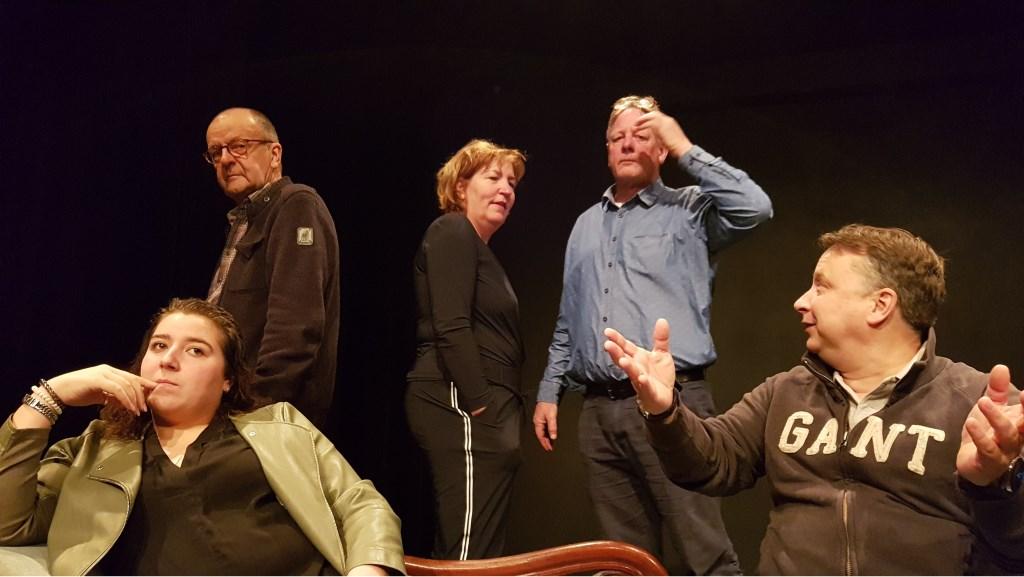 De repetities voor de volgende productie 'Verschrikkelijk Normaal' zijn al begonnen Foto: Ruud Fecken © Enter Media
