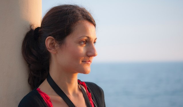 Professioneel koordirigent Nelly Todorova.