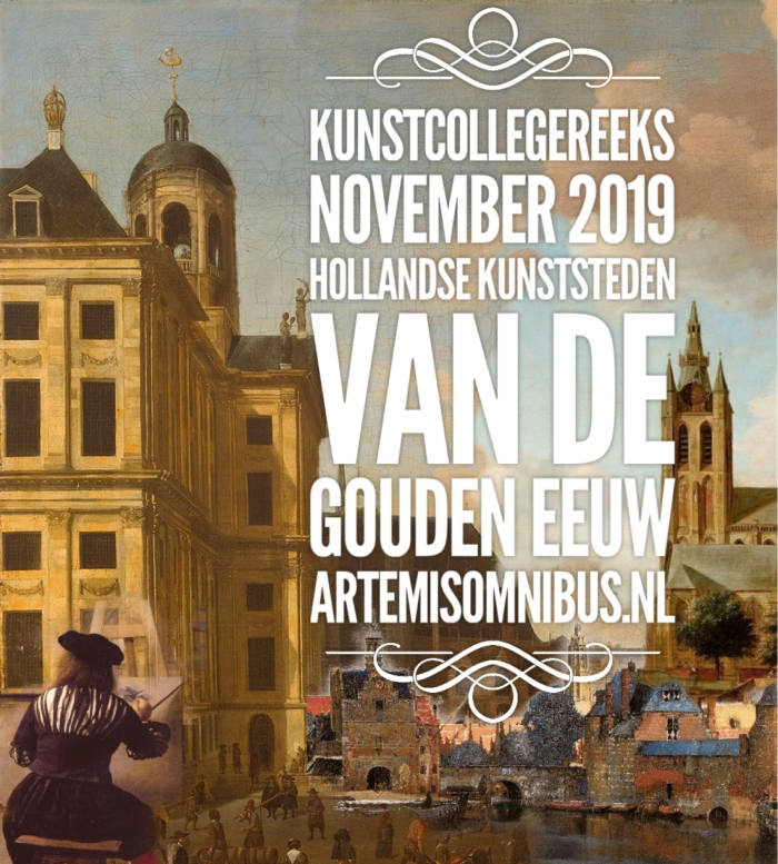 Hollandse kunststeden