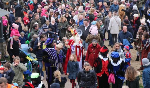 Sinterklaas komt morgen naar Bussum en Muiden - BussumsNieuws