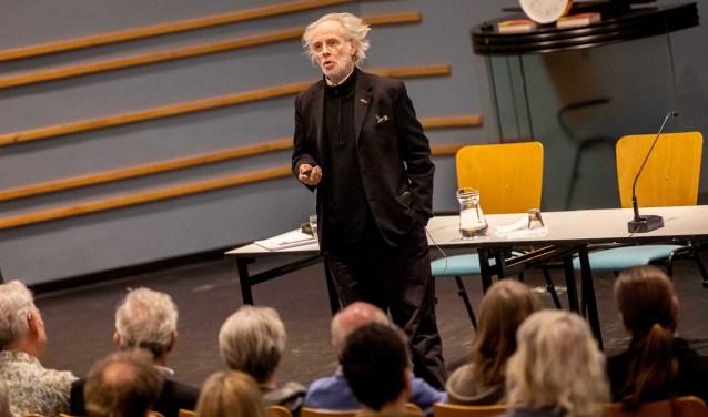 Michel Huisman.