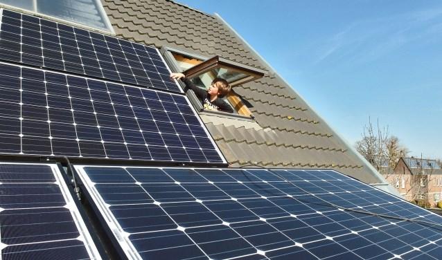 Via een coöperatie kunnen ook anderen hun energiebehoefte verduurzamen.