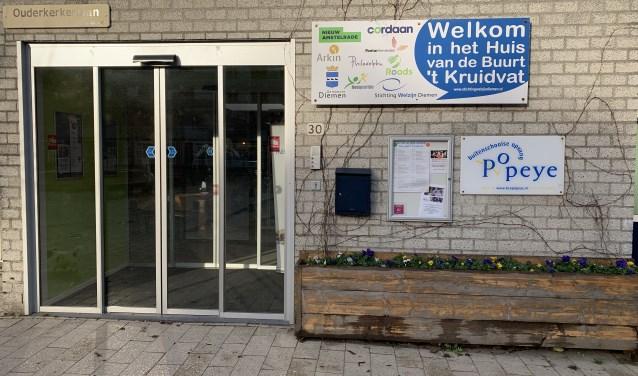 In Huis van de Buurt 't Kruidvat vinden veel activiteiten plaats.