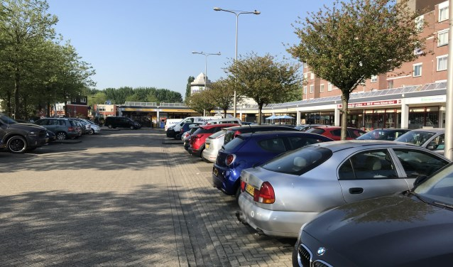 De blauwe zone in Diemen-Zuid is de afgelopen jaren steeds verder uitgebreid.