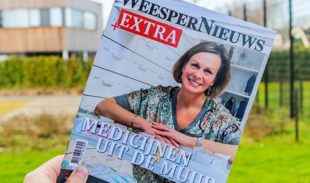 Het WeesperNieuws Extra Magazine bevat weer vier boeiende portretten - en nog veel meer.