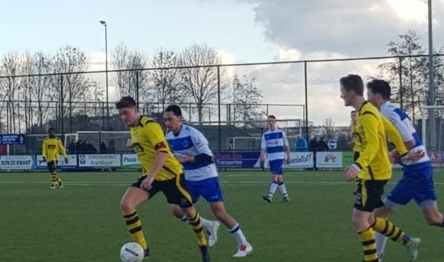 SV Diemen won vorige week bij SV Ouderkerk: 0-2.