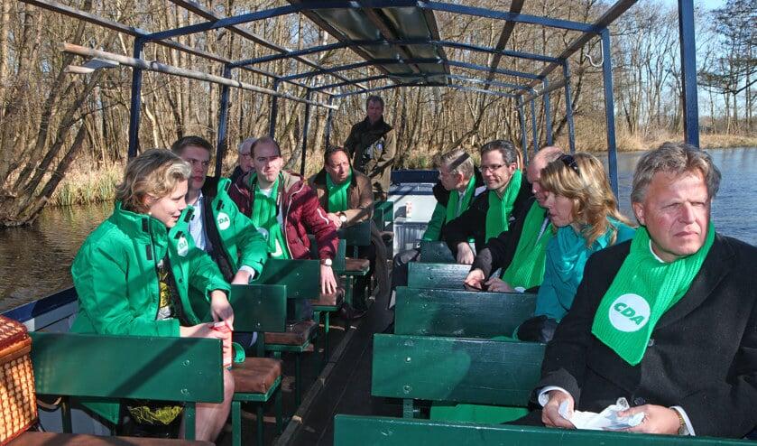 Naast Mona Keijzer spreken ook gedeputeerde Bood en Marleen Sanderse uit Gooise Meren maandag in De Jonge Haan.