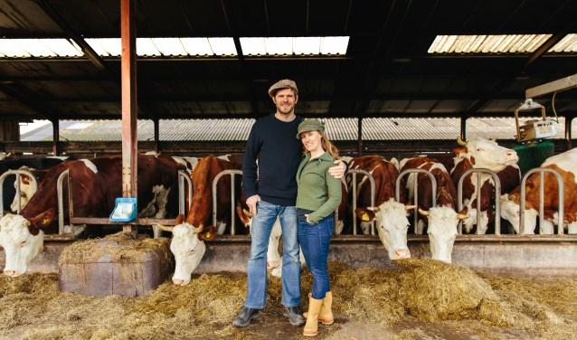 De Groene Griffioen doet ook mee. 30 Weespers kunnen een koe van deze boerderij delen op Koopeenkoe.nl.