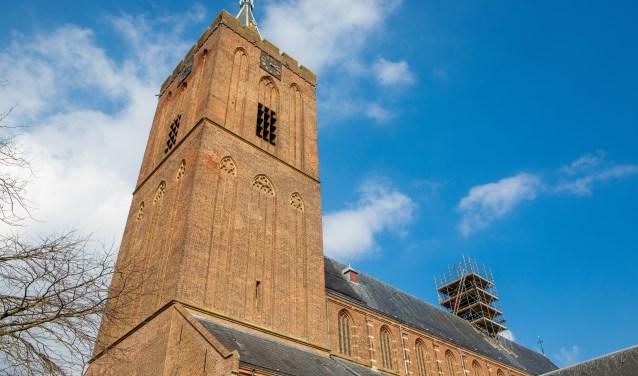 Het werk aan de toren kan in april starten.
