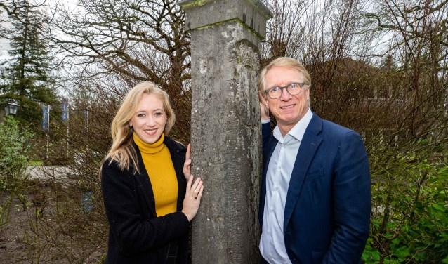 Juliette en Joost van Gilse zijn respectievelijk kandidaat-Statenlid in Utrecht en Noord-Holland.