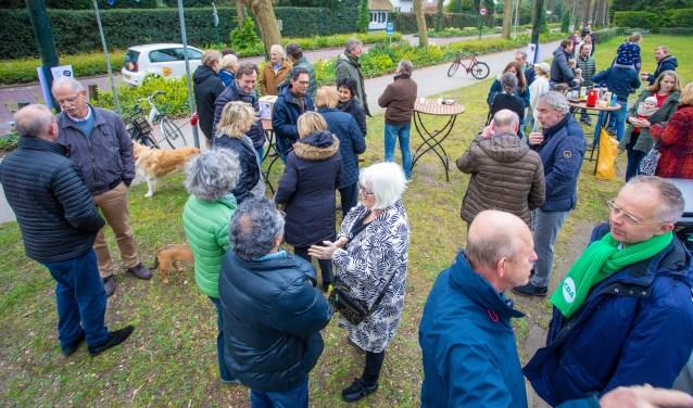 Zaterdag vond een door Arjan Buijks georganiseerde meetup plaats op het Oranjeweitje.
