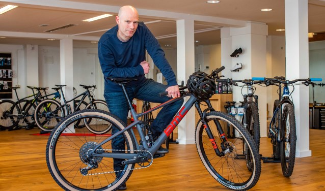 Siebrand van der Veen: 'Met bikefitting is er net dat beetje extra aandacht.'