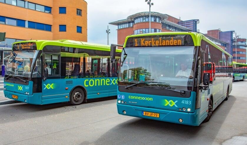 De bussen krijgen een 7,9.