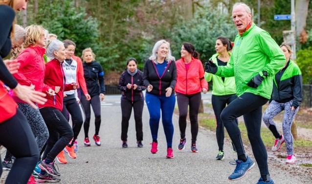 Fred Verkerk (rechts): 'Wij streven naar een evenement waariedereen optimaal aan de finish komt.'