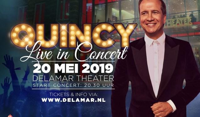 De poster van het concert.