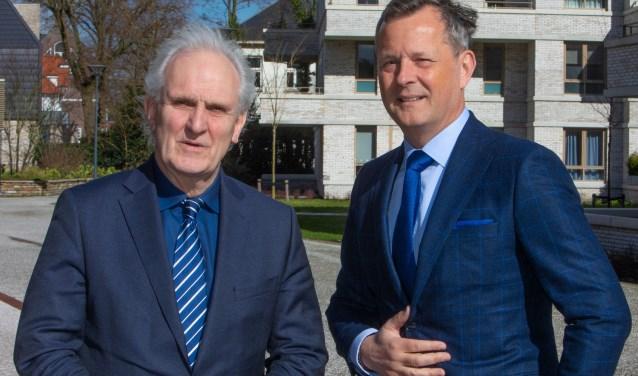 Commissaris van de Koning Arthur van Dijk bracht in maart ook al een bezoek aan de regio.