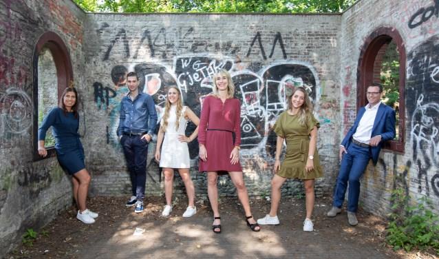 Het team van AVT Makelaars.