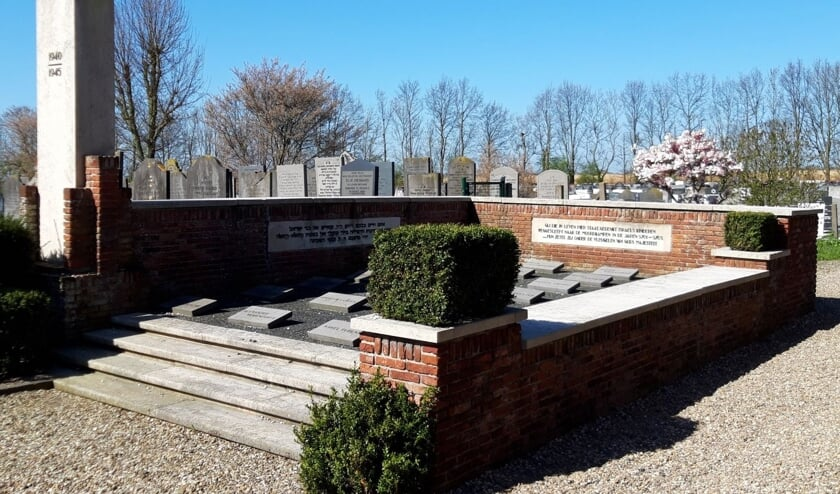 Er is veel te vertellen over de begraafplaats.