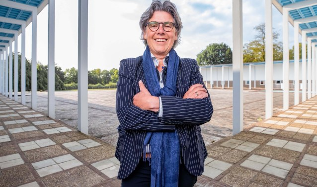 Anita van Loon: 'De USH is een kleine stichting met enthousiaste en betrokken mensen.'