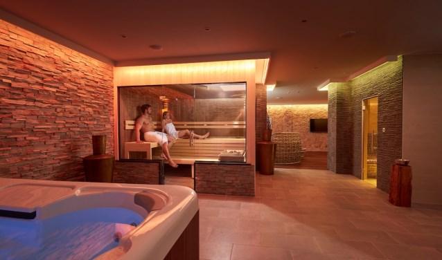 Bij Personal Spa kun je kiezen uit de American en Mediterranean stijl.