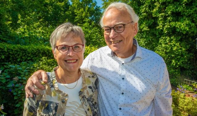 Henk en Froukje Beilen vieren vandaag hun 50-jarig huwelijk.