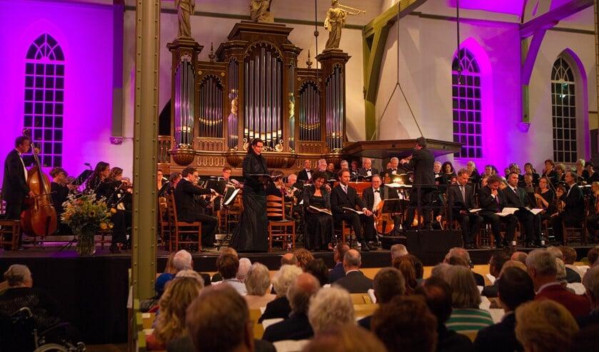 De Matthäus Passion werd in 2018 voor het laatst uitgevoerd in de Oude Kerk.