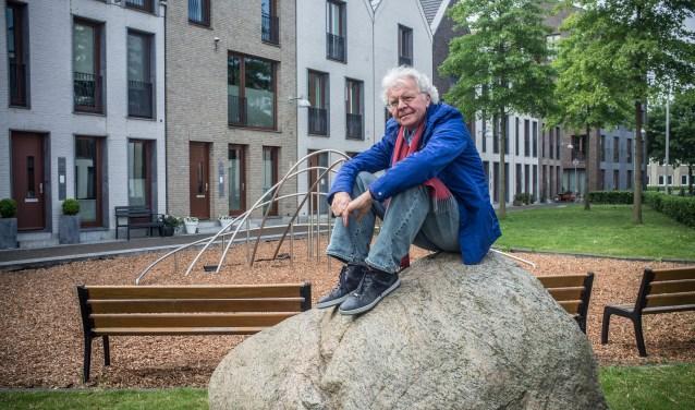 Paul Roholl is een van de initiatiefnemers van een Weesper duurzaamheidsplatform.