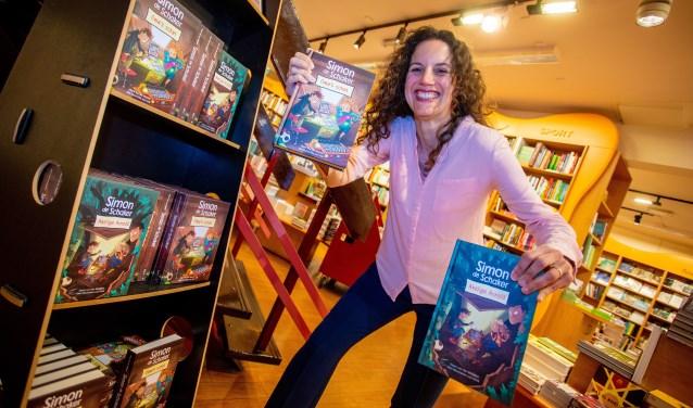 Joyce is special guest van Boekhandel Los.