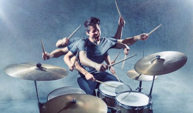 Het Gooisch Drummerscollectief is ook van de partij.