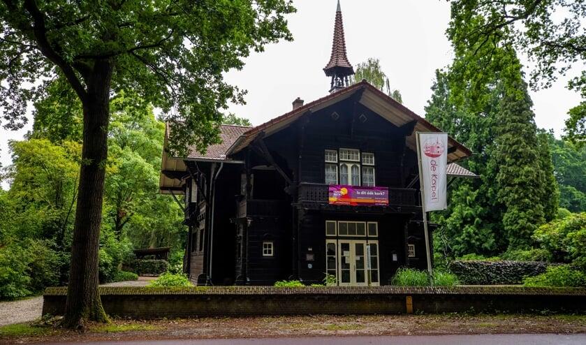 De Kapel aan de 's-Gravelandseweg.