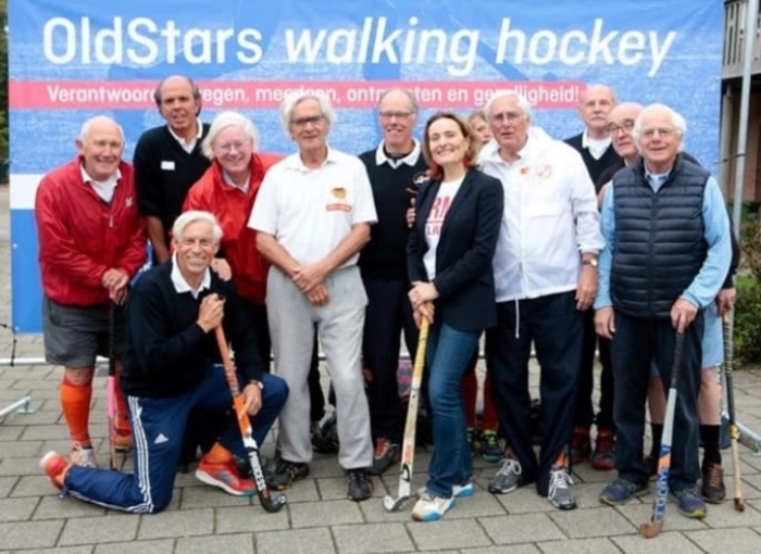 Walking Hockey LMHC