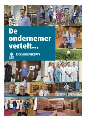 82724f8609ff59 De ondernemer vertelt DiemerNieuws - De ondernemer vertelt is een uitgave  van Enter Media, www.entermedia.nl.