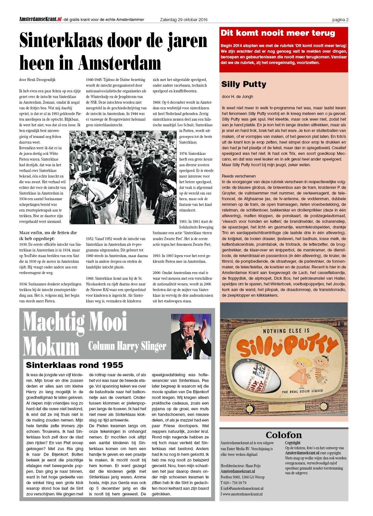 7e99a412798 De Amsterdamse Krant 29 oktober 2016