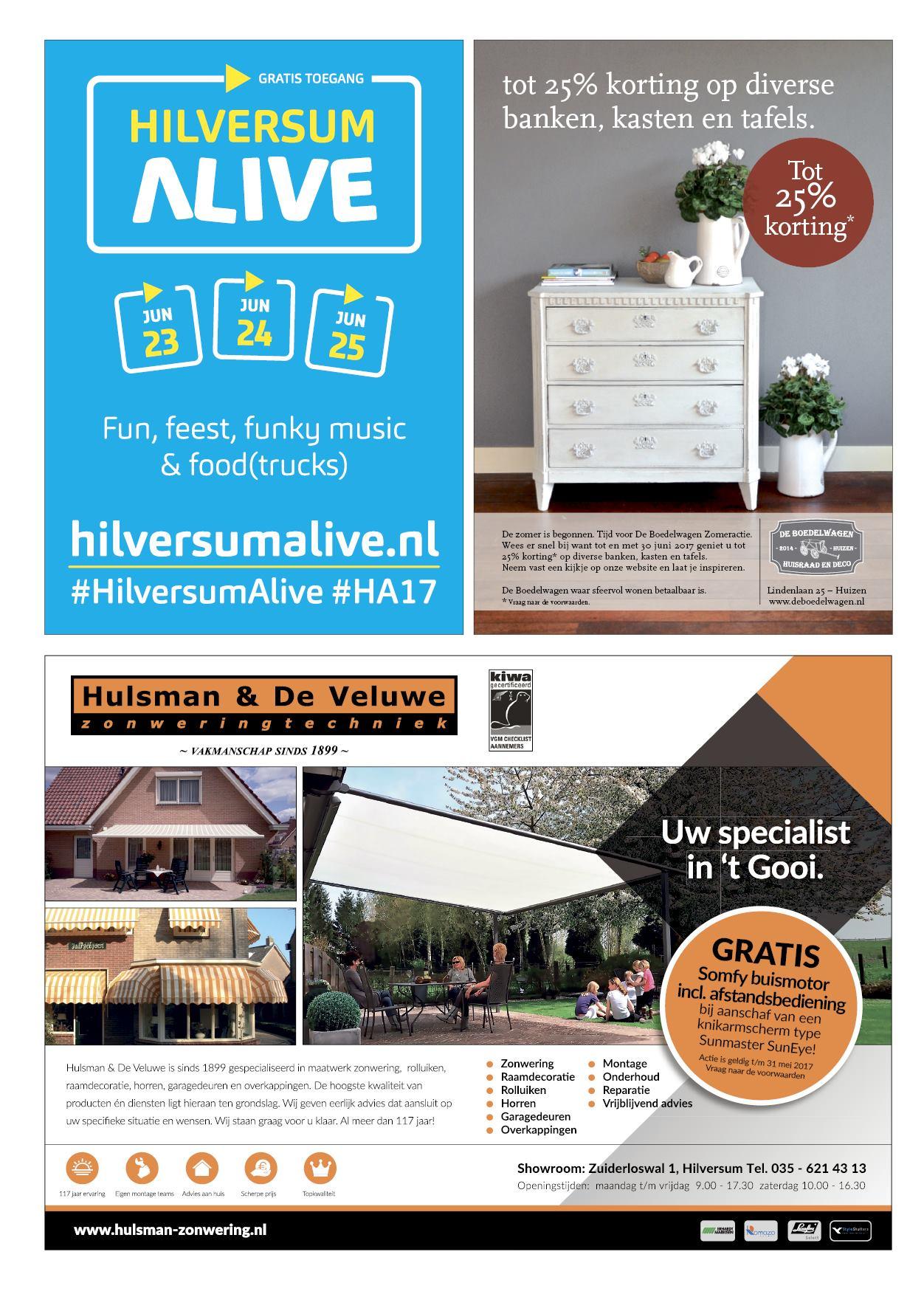 Baarns Weekblad 22 Juni 2017