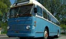 Die bus is feitelijk een rijdend monument