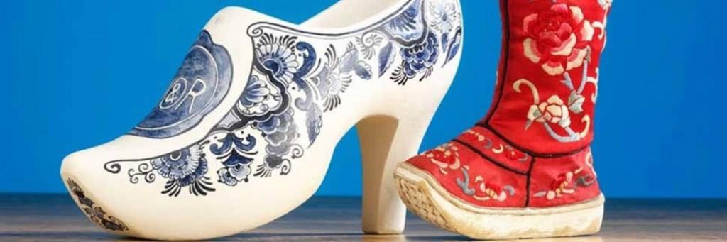 Er valt van alles te bekijken in het schoenmuseum. Op de woensdagmiddagen in augustus zijn er tussen 14.00 en 16.00 uur rondleidingen in de looierij en schoenfabriek.  © De Vierklank