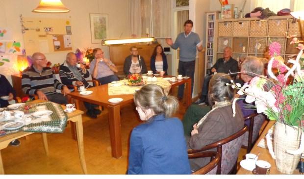 Vrijwilligers zijn zeer betrokken binnen Beth Shamar.